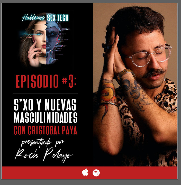 Sexo y nuevas masculinidades, con Cristóbal Paya